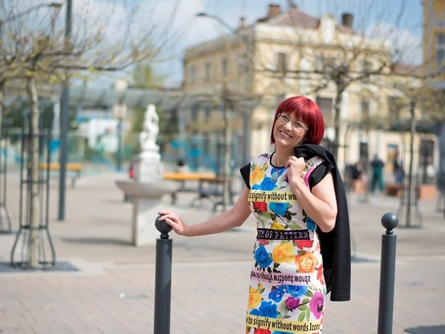 Proměna s Plus Deníkem - Hana Benešová.