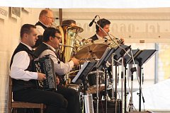 Festival dechovek v Trhových Svinech připomíná skladatele Karla Valdaufa.