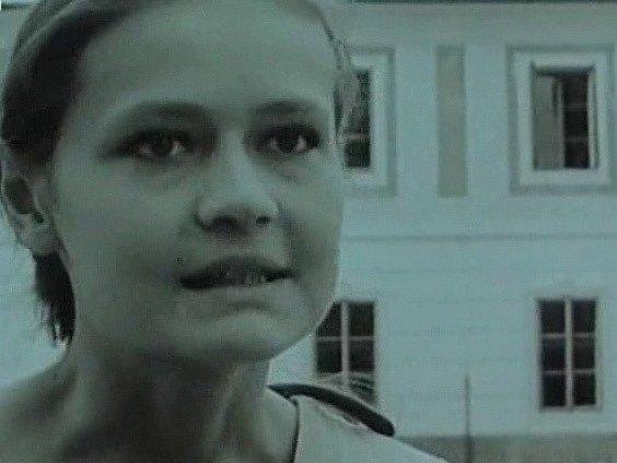 Záběr z filmu Pavučina.