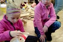 Vyrobit obaly na svačinu se naučíte v Riegrova 51
