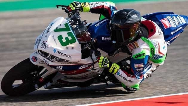 José Luis Perez Gonzalez bodoval v Aragonu na třináctém místě.