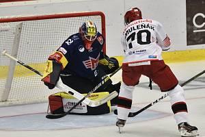 Z téhle šance sice gólmana Madeta Motoru Marka Čiliaka hradecký kapitán Radek Smoleňák nepřekonal, ale hosté nakonec zvítězili jednoznačně 5:1.