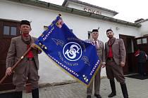 Sté výročí existence oslavili ve středu členové Tělovýchovné jednoty Sokol Nová Ves.