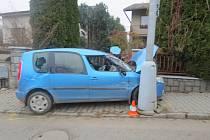 Tři havárie za sebou zřejmě způsobil jeden člověk. Na vině bude nejspíš jeho zdravotní stav.