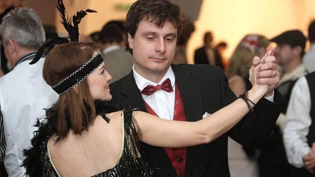 Rozhlasová tančírna se koná ke sto letům republiky. foto: Archiv Deníku