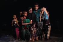 Na téma menšiny Rohingů v Myanmaru přichystal festival Jeden svět výstavu.
