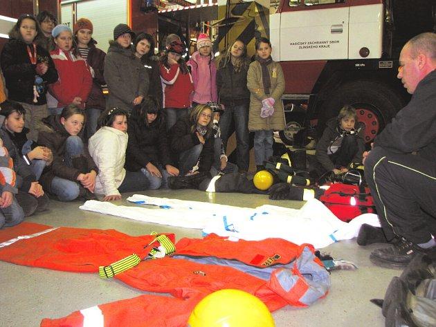 Dobrovolní hasiči se těší na nové a moderní vybavení. Ilustrační foto.