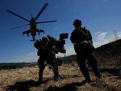 Území Vojenského újezdu Boletice se v roce 2015 zmenší o 12 procent. Armáda však újezd bude k výcvikům využívat i potom.