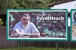 Předvolební billboard Jihočechů 2012. Známka odborníka na marketing: 2.