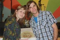 Na Táborském Koktejlu se 19. května představí loňský vítěz jihočeského kola Porty Duo Chance, jež tvoří Lenka Martinů a Jiří Toman.