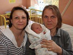 Lenka a Miroslav Kopencovi z Českých Budějovic přivedli 31. prosince 2012 v českokrumlovské porodnici společnými silami na svět dvaapadesát centimetrů velkého a 3,45 kilogramu vážícího Benjamina Kopence. Na chlapečka, který se narodil čtvrt hodiny před 18