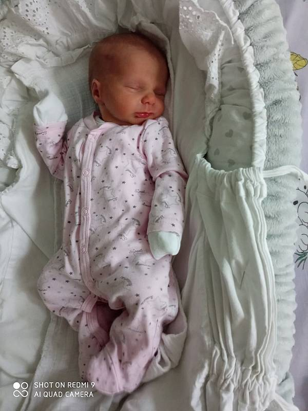 Manželé Petříkovi z Kaplice se 21. 9. 2021 stali rodiči novorozené Nikol Petříkové. Na svět přišla ve 4.16 h, vážila 2,36 kg. Doma se na ni těšil 2letý bráška Dominik.