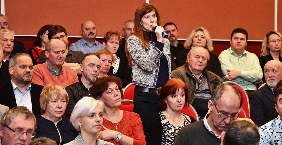 Tradiční setkání starostů a zástupců Jihočeského kraje se konalo 28. ledna 2020 v Českých Budějovicích.
