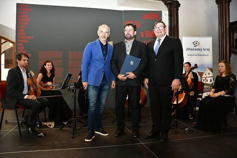 Martin Kuba, Miroslav Šobr a Pavel Hroch.