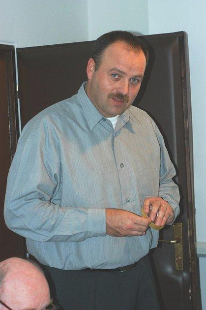 Prezident Samsonu Miroslav Leština má radost z extraligového stříbra.