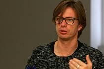 Lukáš Slavický (35) bude od července 2016 nový šéf baletu Jihočeského divadla.