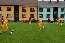 Fotbalový turnaj v Dolním Dvořišti, Vyšším Brodě a v Malontech