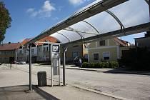 Borovanští se mohou těšit na rekonstrukci autobusového nádraží. Foto: Deník/ Jitka Davidová