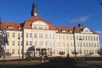 V současnosti je budova s označením A sice na nemocničním pozemku, ale vně tzv. horního areálu nemocnice. Od roku 2007 je prázdná.