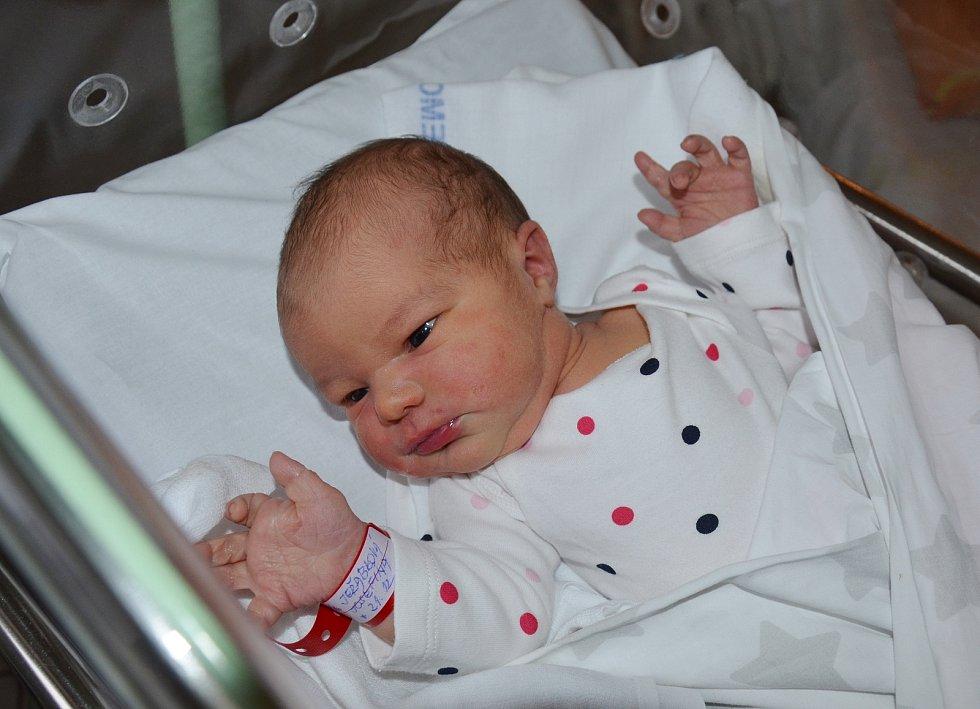Josefína Jeřábková ze Sepekova. Dcera Ladislavy Horkové a Zdeňka Jeřábka se narodila 21. 12. 2020 ve 23.31 hodin. Při narození vážila 3250 g a měřila 48 cm.