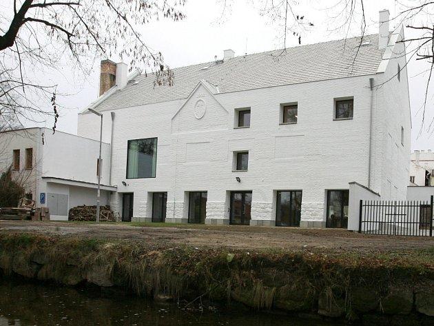 Spolkový dům ve Slavonicích.