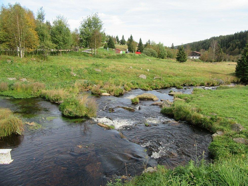 Národní park patří mezi nejoblíbenější místa turistů.
