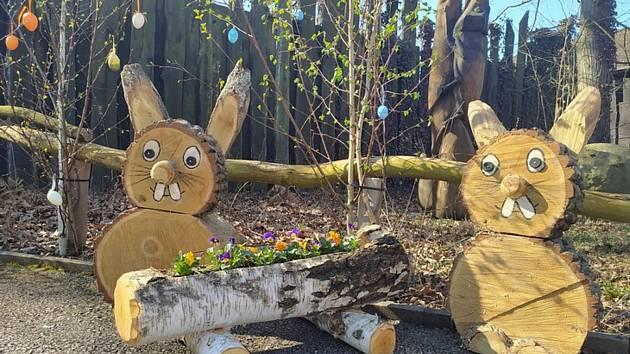 Velikonoce v Zoo Hluboká nad Vltavou