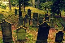 Židovský hřbitov. Ilustrační foto.