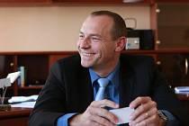 Nový ředitel jihočeské policie, plukovník Miloš Trojánek (46), začínal v roce 1992 jako inspektor dopravní policie.