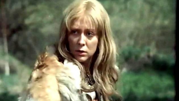 V době natáčení Volání rodu bylo herečce čtyřiadvacet let.