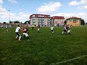 Sparta U19 - Dynamo ČB 4:1, gól na 1:1. Byl míč za čárou?