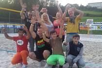 Členové borovanského Klubu mladých se účastní i řady sportovních akcí. Letos se těší na reprízu volejbalového turnaje v Rakousku.