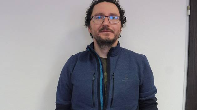Jan Ciglbauer. Znalec jihočeské historie vydal titul o vraždách spáchaných kolaboranty.