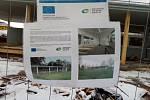 Nové společenské centrum vzniká v Úsilném v lokalitě Pod Kaštany.