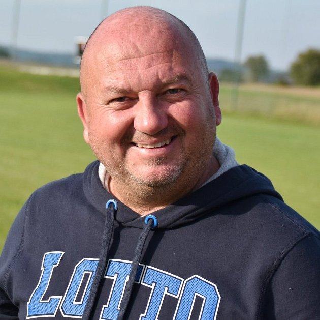Marek Černoch, fotbalový trenér.