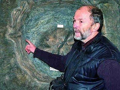 Při geologickém víkendovém semináři na stanici Semenec u Týna nad Vltavou vystoupí také odborník na geologii z Jihočeského muzea Petr Rajlich.