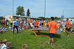 Vydařený turnaj nejmenších v Chýnově.