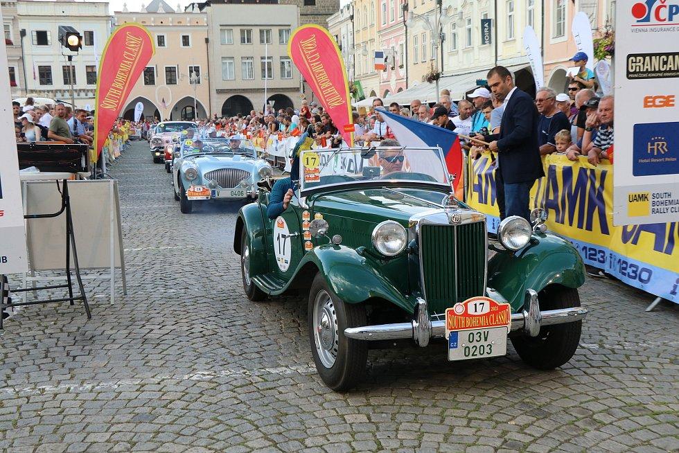 XII. South Bohemia Classic v Českých Budějovicích.