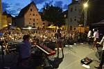 Na Piaristickém náměstí zazní jazz. Vstupenky na Jihočeský jazzový festival stojí 100 Kč.