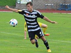 Matěj Helešic věří, že Dynamo v neděli s Hradcem doma uspěje.