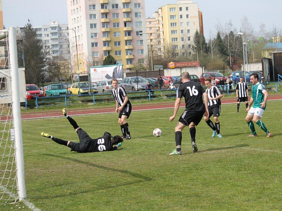 SK Čtyři Dvory porazil Bavorovice 2:1.