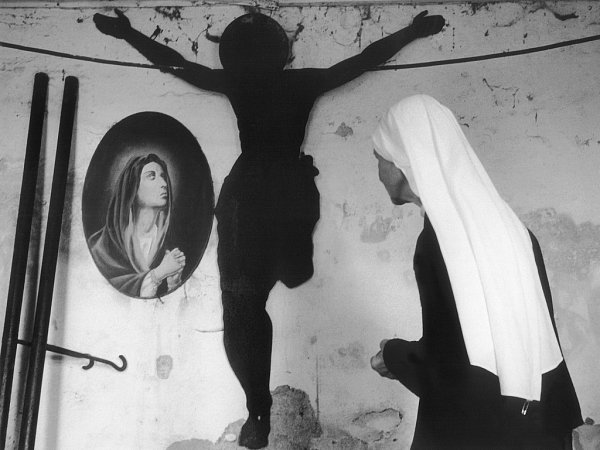 Brána naděje, fotografie Jindřicha Štreita zroku 1993.