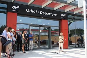Letiště v Plané. Ilustrační foto.