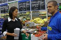 Zaměstnanci MAKRO jsou k zákazníkům ochotní.
