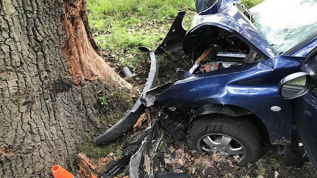 Toto řidič neměl šanci přežít.
