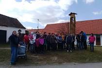 O svátcích se Svatojanští nenudili. V pondělí se vydali na pochod podél Malše, předtím si užili trhy nebo koledu.