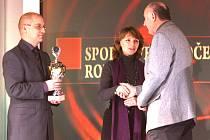 Rodiče přebrali první cenu Tomáše Vernera.