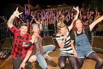 Hudební pecky zazněly na 5. ročníku Valníkfestu.