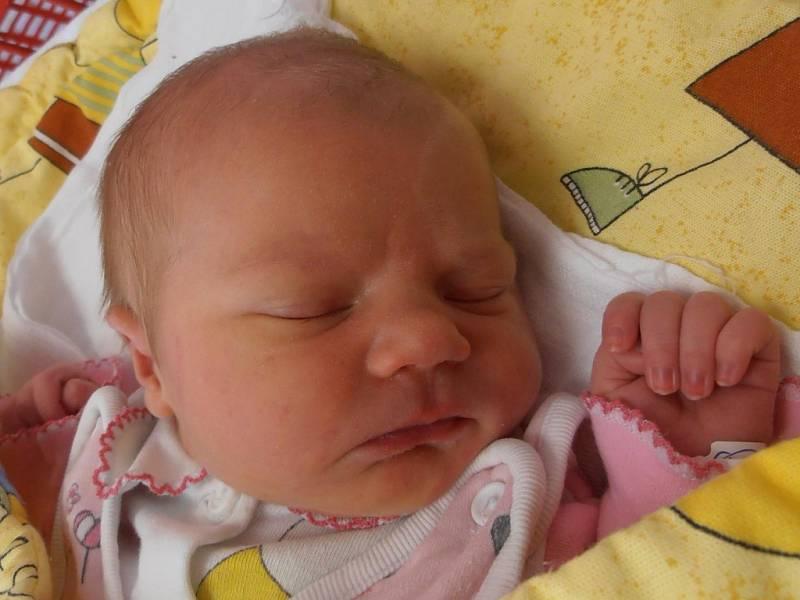 3,65 kg – tolik po narození vážila holčička jménem Elena Reitingerová. Tento svět spatřila poprvé v 19 hodin a 32 minut v pondělí 11.6.2012. Hrdými rodiči jsou Jan a Štěpánka z Českých Budějovic.
