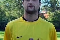 FILIP MIKULÁŠEK. Mirotický fotbalista si nyní od hraní fotbalu dva roky odpočine.